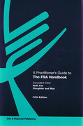 Cover of A Practitioner's Guide to the FSA Handbook