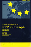 Cover of A Practical Guide to PPP in Europe