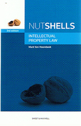 Cover of Nutshells Intellectual Property Law