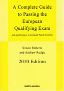 Cover of A Complete Guide to Passing the European Qualifying Exam