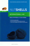 Cover of Nutshells International Law