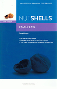 Cover of Nutshells Family Law