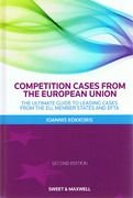 Cover of Competition Cases from the European Union: The Ultimate Guide to Leading Cases from the EU, Member States and EFTA