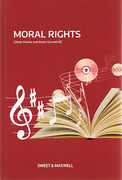 Cover of Moral Rights