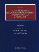 Cover of Telecommunications, Broadcasting and the Internet: EU Competition Law and Regulation
