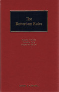 Cover of The Rotterdam Rules: The UN Convention on Contracts for the International Carriage of Goods Wholly or Partly by Sea