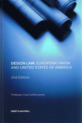Cover of Design Law in Europe and United States of America