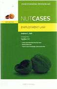 Cover of Nutcases Employment Law