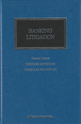 Cover of Banking Litigation