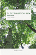 Cover of EU Environmental Law