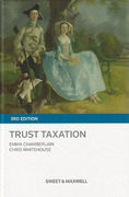 Cover of Trust Taxation 3rd ed