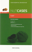 Cover of Nutcases Tort
