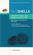 Cover of Nutshells Constitutional and Administrative Law