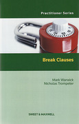 Cover of Break Clauses