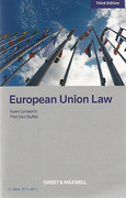 Cover of European Union Law