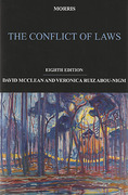 Cover of Morris: The Conflict of Laws