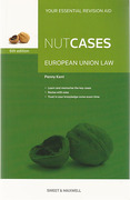Cover of Nutcases European Union Law