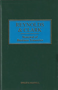 Cover of Reynolds and Clark: Renewal of Business Tenancies 4th ed