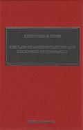 Cover of Lightman & Moss: Law of Receivers and Administrators of Companies 5th ed with 1st Supplement