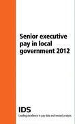 Cover of Senior Executive Pay in Local Government 2012