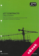 Cover of JCT Contracts Discovery (eBook)