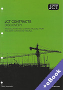 Cover of JCT Contracts Discovery (Book & eBook Pack)