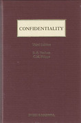Cover of Confidentiality