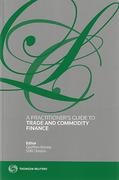 Cover of A Practitioner's Guide to Trade and Commodity Finance
