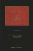 Cover of Megarry & Wade: The Law of Real Property 8th ed