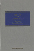 Cover of Chitty on Contracts 31st ed: Volume 1 General Principles