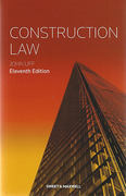 Cover of Construction Law