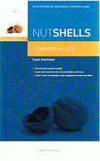 Cover of Nutshells Commercial Law