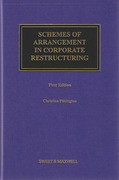 Cover of Schemes of Arrangement in Corporate Restructuring