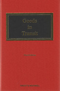 Cover of Goods in Transit and Frieght Fowarding