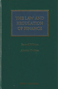 Cover of The Law and Regulation of Finance