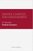 Cover of Service Charges and Management