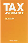 Cover of Tax Avoidance