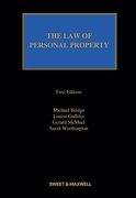 Cover of The Law of Personal Property