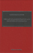 Cover of Lightman & Moss: Law of Receivers and Administrators of Companies 5th ed with 3rd Supplement
