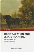 Cover of Trust Taxation and Estate Planning