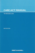 Cover of Care Act Manual