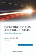 Cover of Drafting Trusts and Will Trusts: A Modern Approach