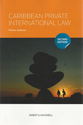 Cover of Caribbean Private International Law