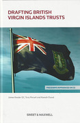 Cover of Drafting British Virgin Islands Trusts
