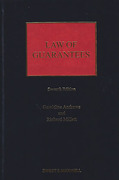 Cover of Law of Guarantees
