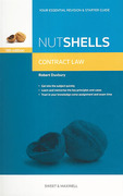 Cover of Nutshells Contract Law