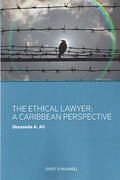 Cover of The Ethical Lawyer: A Caribbean Perspective