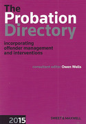 Cover of The Probation Directory 2015 (incorporating Offender Management and Interventions)