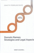 Cover of Domain Names: Strategies and Legal Aspects