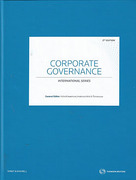 Cover of Corporate Governance: International Series (Book & eBook Pack)